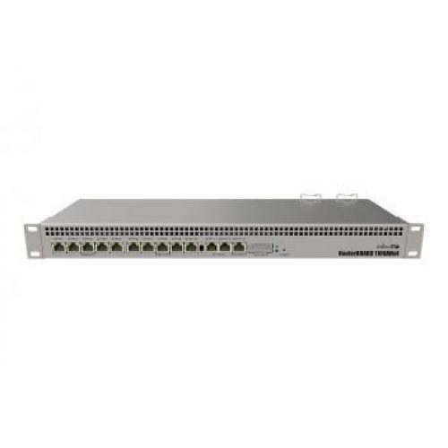 13-портовый маршрутизатор Mikrotik RB1100AHx4