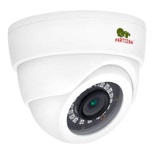 AHD видеокамера Partizan CDM-233H-IR SuperHD Metal