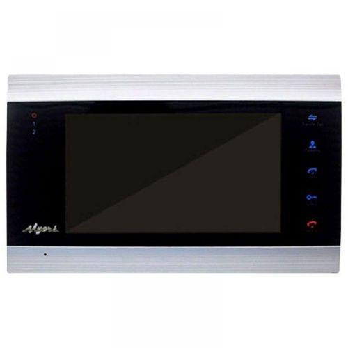 Видеодомофон Myers M-75SD Touch Silver