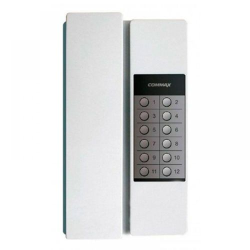 Абонентская аудиопанель домофона (переговорное устройство) Commax TP-12RM