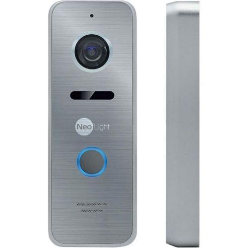 Вызывная видеопанель домофона NeoLight PRIME HD Silver
