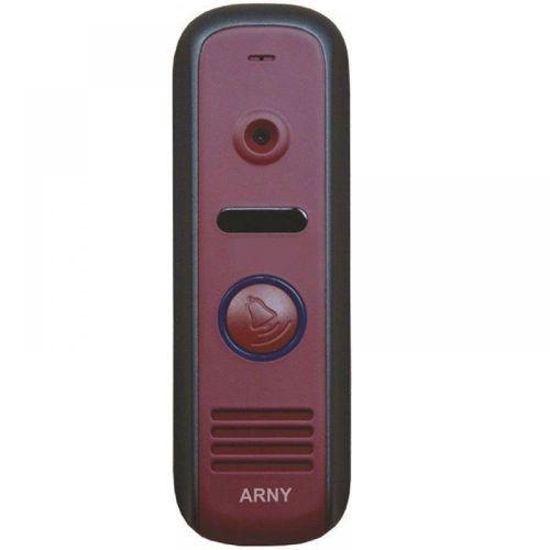 Вызывная видеопанель домофона ARNY AVP-NG110 Red