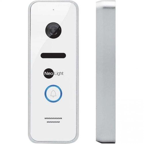 Вызывная видеопанель домофона NeoLight OPTIMA White IR