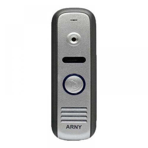 Вызывная видеопанель домофона ARNY AVP-NG110 Silver