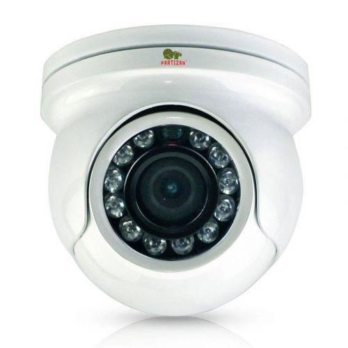 2МП AHD видеокамера Partizan CDM-333H-IR Metal FullHD 4.2