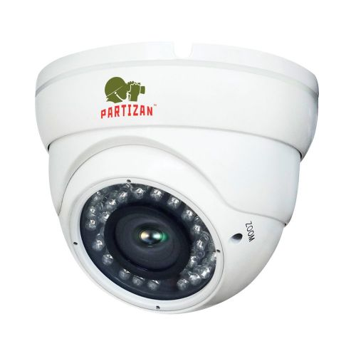3МП AHD видеокамера Partizan CDM-VF37H-IR SuperHD 4.0
