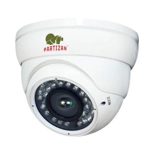 4МП AHD видеокамера Partizan CDM-VF37H-IR SuperHD 4.1