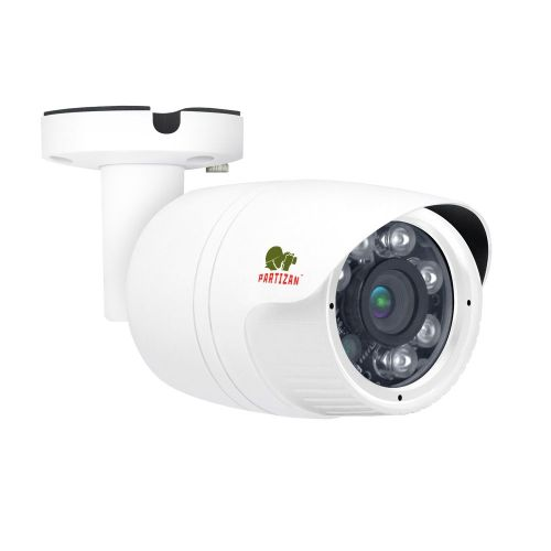 2МП AHD видеокамера Partizan COD-631H FullHD 5.2