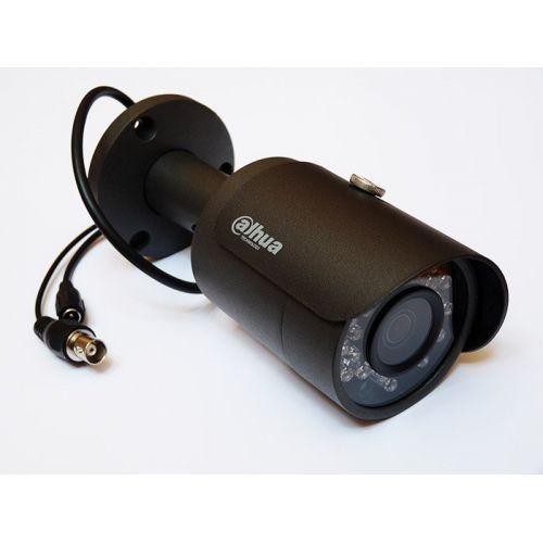 HDCVI видеокамера Dahua DH-HAC-HFW1100S-S2 (gray)