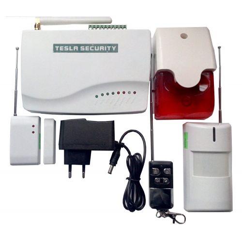 GSM сигнализация TESLA SECURITY GSM-550 Full