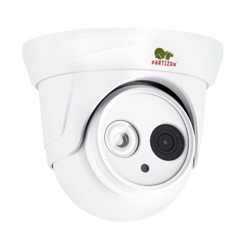 8.0MP (4K) IP видеокамера Partizan IPD-5SP-IR 4K v1.0