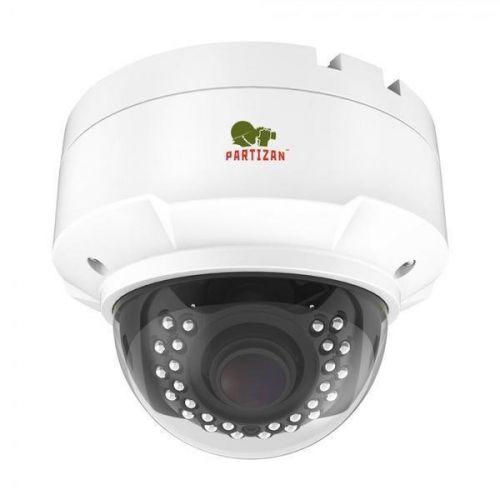 8.0MP (4K) IP видеокамера Partizan IPD-VF5MP-IR AF 4K