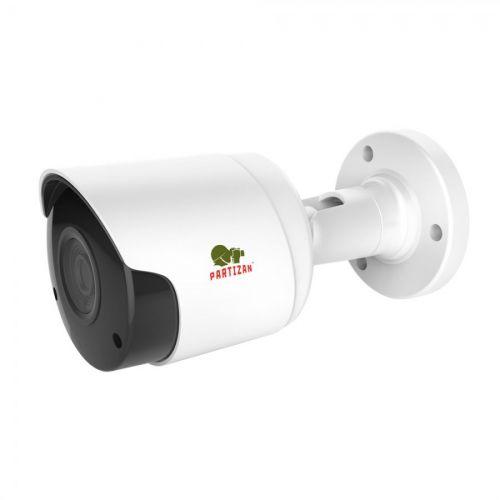 8MP (4K) IP видеокамера Partizan IPO-5SP 4K v1.0