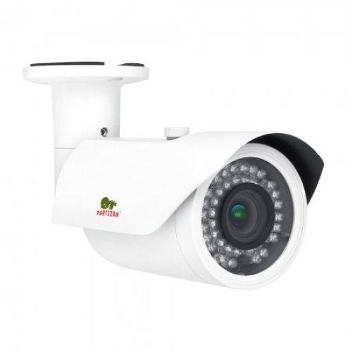 2MP IP видеокамера Partizan IPO-VF2MP WDR POE