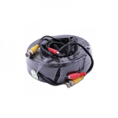 BNC-power кабель ATIS 18м