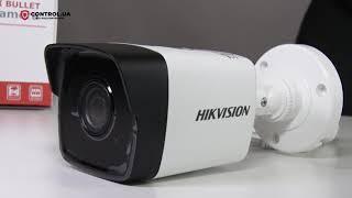 Hikvision DS-2CD1021-I - обзор IP камеры