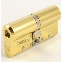 Цилиндр ABLOY Protec 2 CY332 63 мм (32Hx31) золото