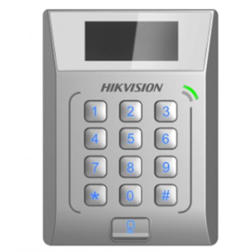 Терминал контроля доступа Hikvision DS-K1T802-E