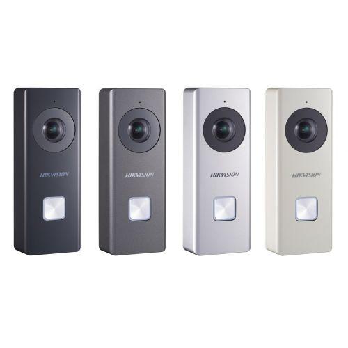 Видео звонок Hikvision DS-KB6403-WIP