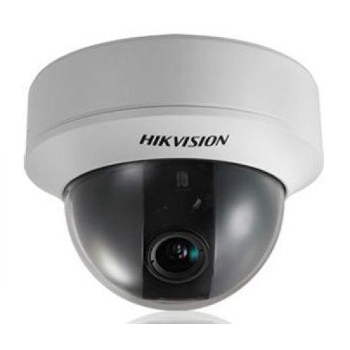 Видеокамера купольная цветная Hikvision DS-2CE55A2P-VF