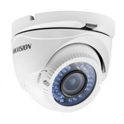 Видеокамера купольная цветная Hikvision DS-2CE55A2P-VFIR3