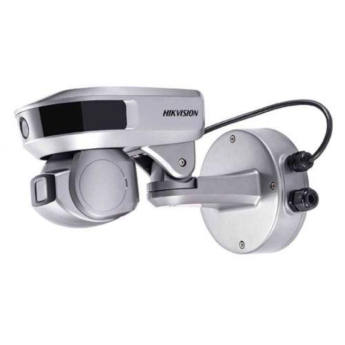 IP видеокамера 10х Hikvision iDS-2PT9122IX-D/S (5-50мм)