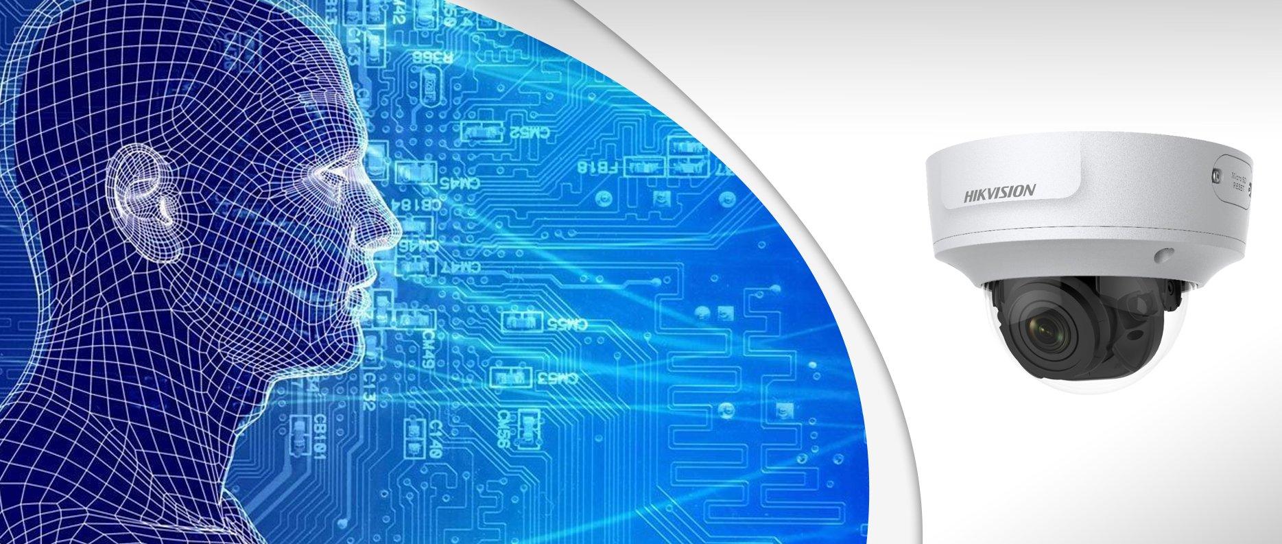 Видеонаблюдение с искусственным интеллектом