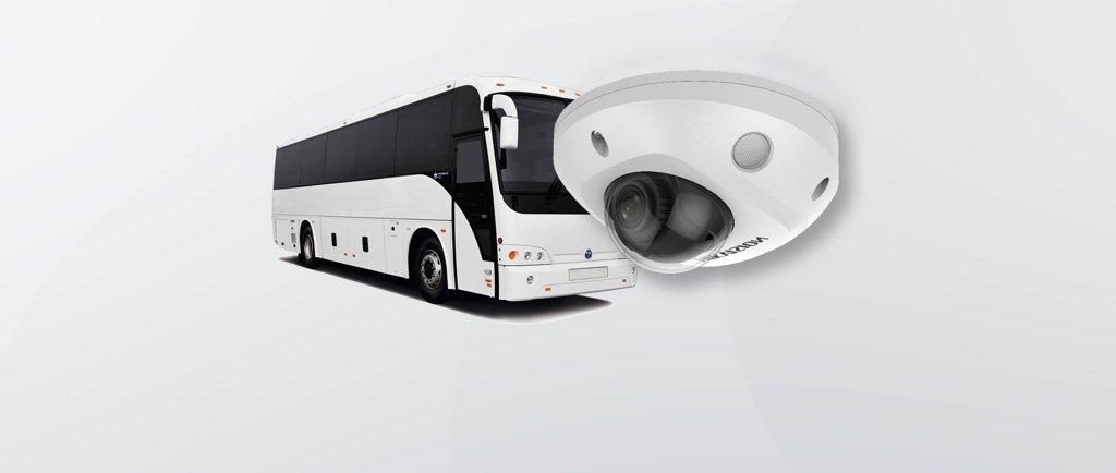 Как организовать видеонаблюдение на транспорте?