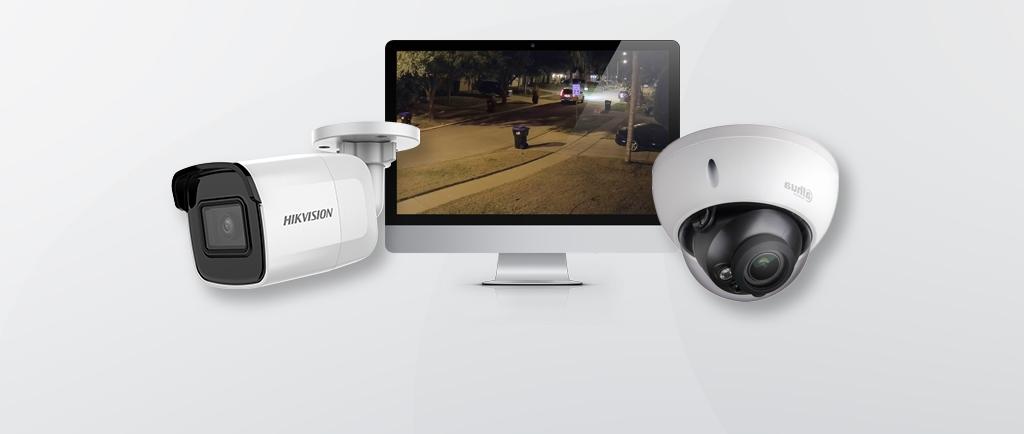 ТОП-3 технологии в видеокамерах для ночной съемки