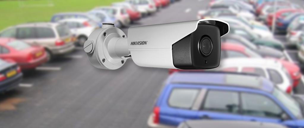 Системы видеонаблюдения для парковки