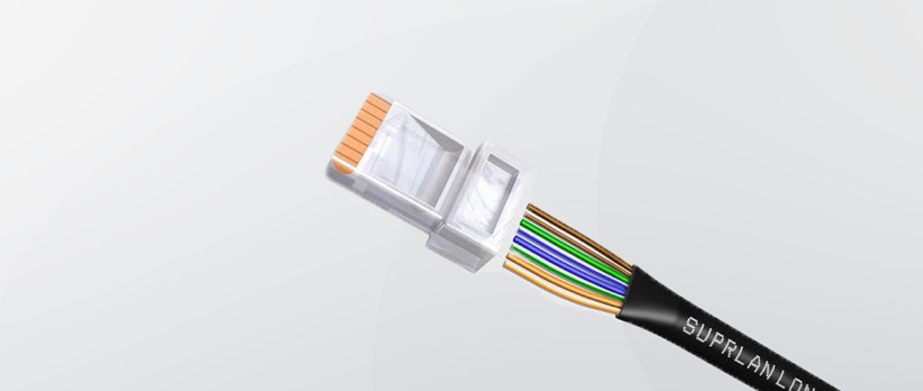 Распиновка кабелей для IP камер видеонаблюдения