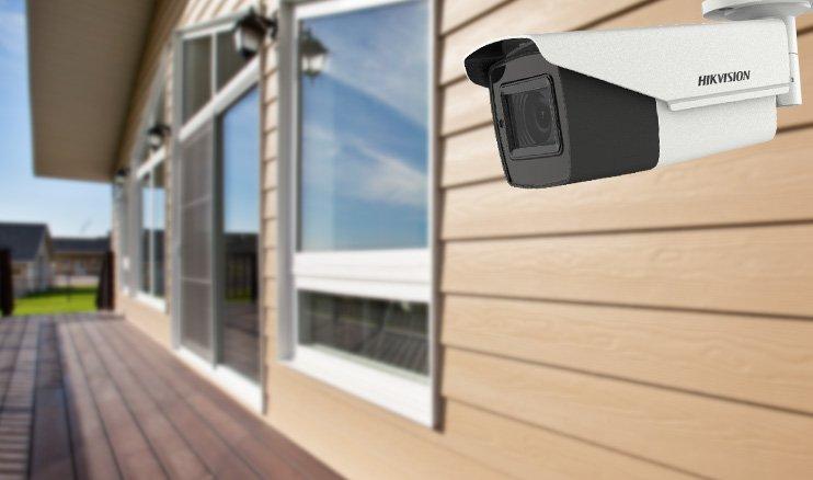 Как выбрать уличную камеру видеонаблюдения