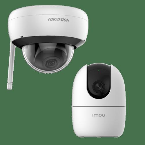 IP видеонаблюдение для дома